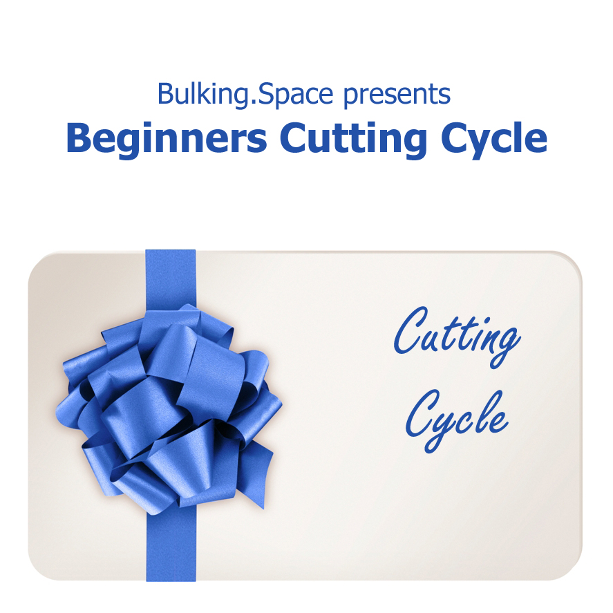 beginners cutting cycle